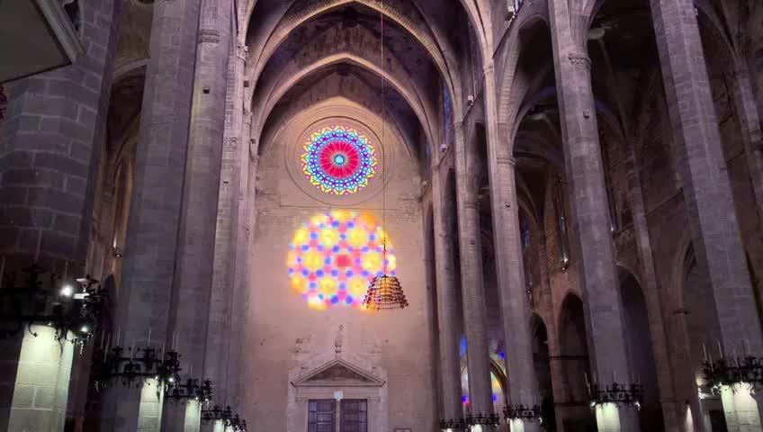 Festa de la Llum in Palma Cathedral