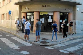 Help for unemployed in Mallorca