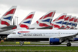 British Airways want to park planes in Palma
