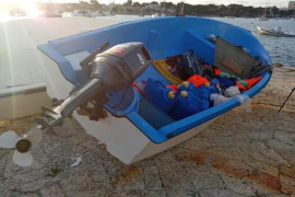 Another migrant boat intercepted