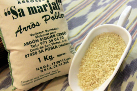 Sa Pobla rice is simply the best!