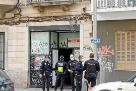 Palma squatter found guilty