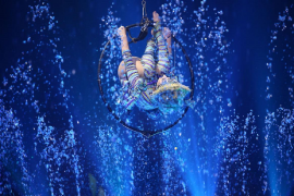 Circo Alegría is back in Palma with a water show