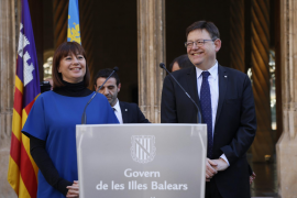 Balearics and Valencia join forces for financing improvement