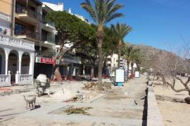 Hoteliers want postponement of Puerto Pollensa pedestrianisation work