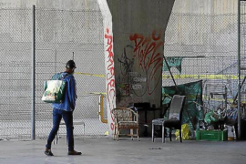 Tens of thousands homeless in Spain