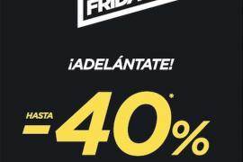 El Corte Inglés slashes prices for Black Friday
