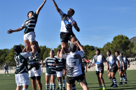 Home win for Babarians XV Calvia