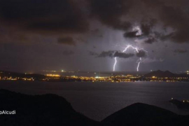 More stormy weather forecast in Mallorca