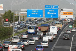 Drivers furious about reduced speed limit in Palma