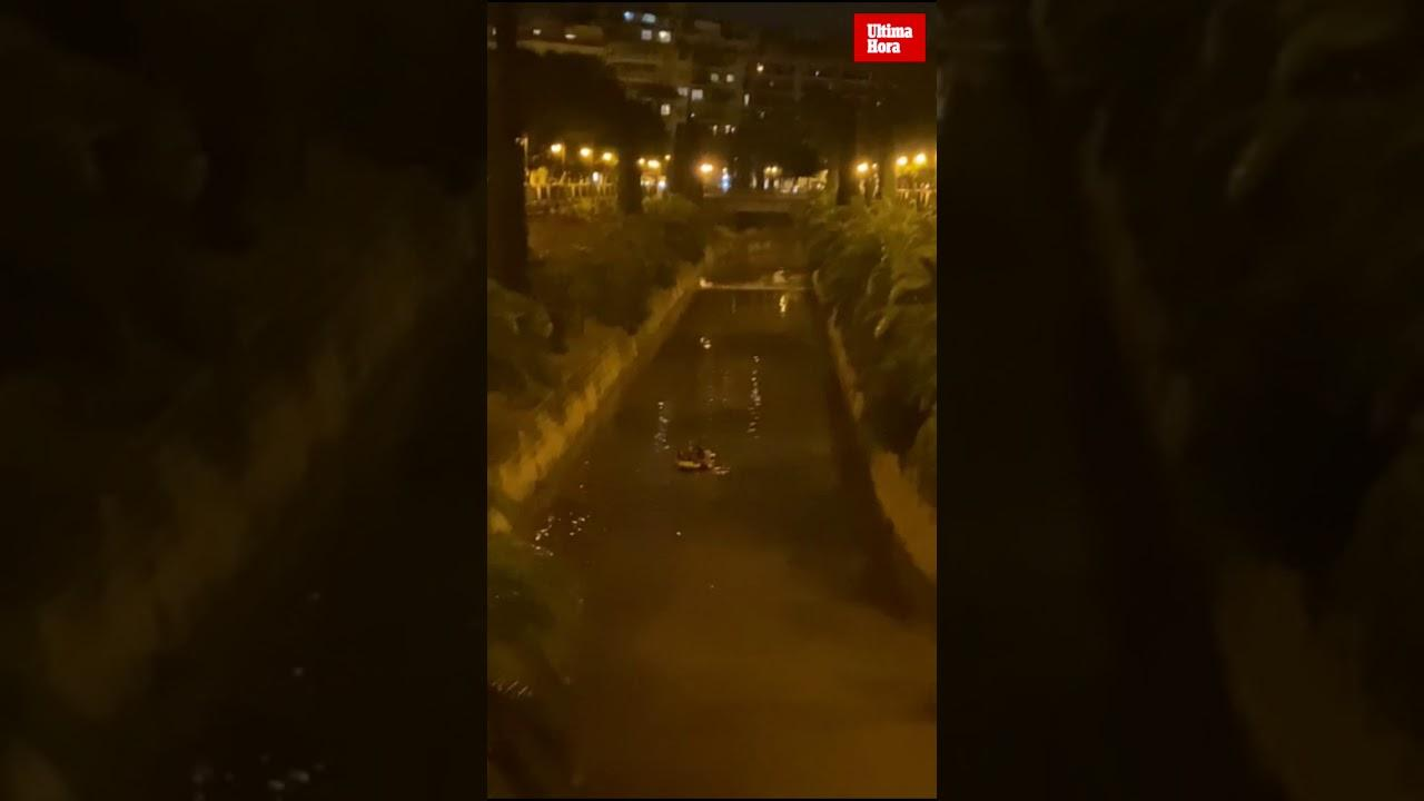 Boys break curfew to go rafting in Palma