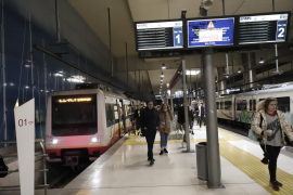 Call for Palma metro extension to be shelved