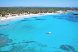 The most famous and most iconic beach in Mallorca