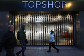 13,000 jobs at risk as UK Fashion Group collapses