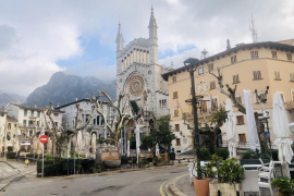 Soller Valley is getting ready for Christmas