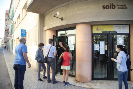 Over 85,000 unemployed in the Balearics
