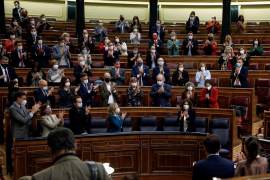 Spain's lower house approves 2021 budget bill on first reading