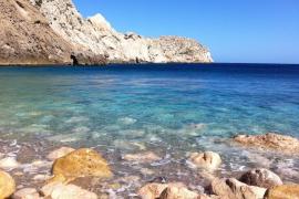 The cove for the Brave in Mallorca