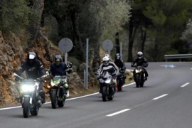 Another speed limit change in Mallorca
