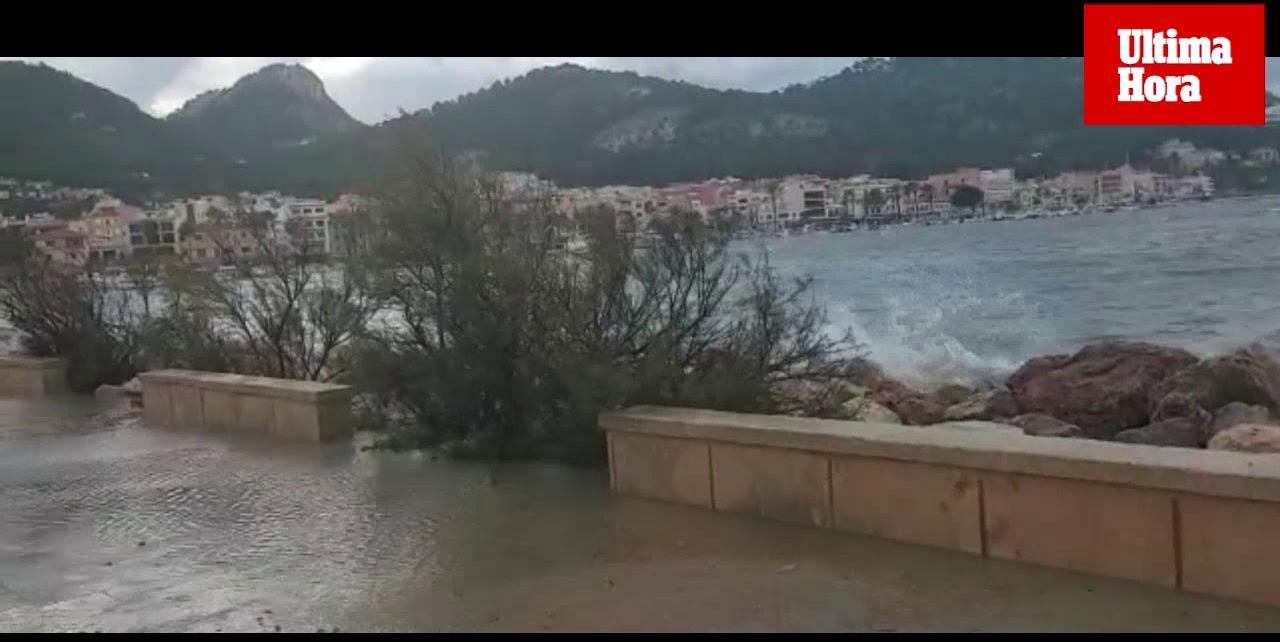 Mallorca Weather Warning!