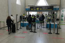 More than 400 flights in Mallorca this weekend