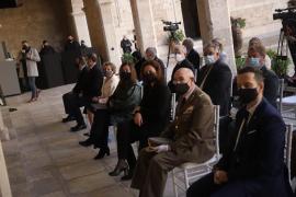 """Armengol calls for Constitution """"reformist spirit"""""""