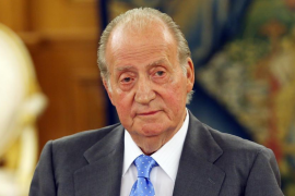 "Ex-king wanting tax ""regularisation"" of 500,000 euros"