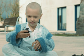 Little Oriol's fight against cancer on the big screen