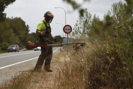 The state of the roads on Mallorca