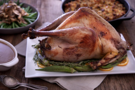 Answer to roast turkey problem