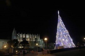 Are Palma's Christmas lights putting people at risk?