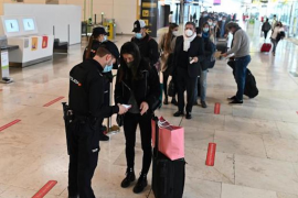 New rules for Domestic travellers arriving in Mallorca