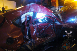 Woman killed in Palma road accident