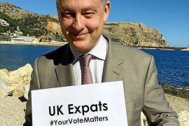 Surge in expats applying to register to vote as EU referendum date is set