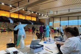 Antigen testing for Covid-19 underway in Soller