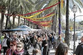 Sun brings out the crowds for Balearics Day celebrations