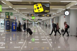 Queues in Madrid to get PCR tests to travel to Mallorca