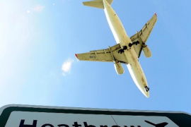 UK flights banned from some European destinations