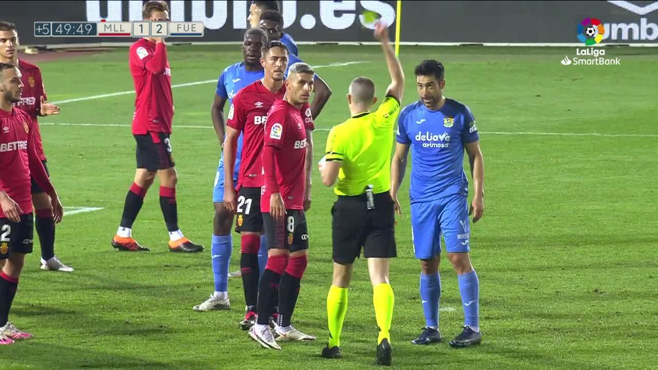 Real Mallorca - Fuenlabrada football summary