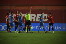 Nightmare before Christmas as nine man Mallorca lose 2 - 3