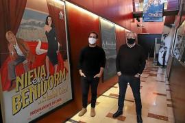Celabrations at CineCiutat in Palma
