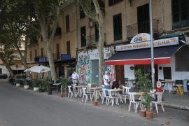 Palma to permit more spaces for terrace use