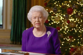 "Queen Elizabeth: ""Even on the darkest nights there is hope in the new dawn"""