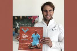 Rafa Nadal puts children in Mallorca front and centre at Christmas