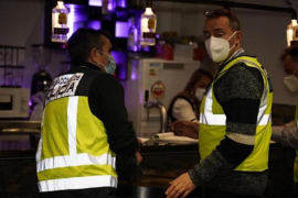 Several illegal parties busted over Christmas in Palma