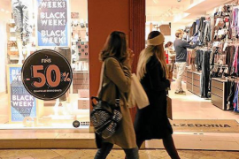 Dismal sales figures for November in the Balearics