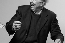 William Graves, Trustee of the Fundación Robert Graves