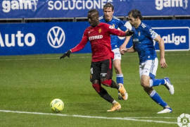 Mallorca return after the break with a draw