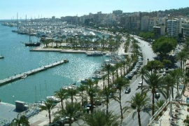Major cuts to traffic envisaged in remodelling of Palma's frontline