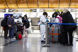 Britain looking at ways to restrict international travel